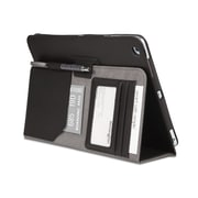Comercio™ Soft Folio Case & Stand for iPad® Air, Dermal Black