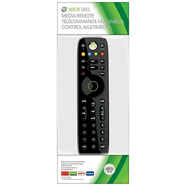 Microsoft® 6CK-00005 Media Remote For Xbox 360