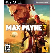 T2™ Rockstar ROC-37606 Max Payne 3, Shooter, PS3