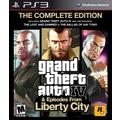 T2™ Rockstar ROC-37872 Grand Theft Auto IV The Complete Edition, Action/Adventure, PS3