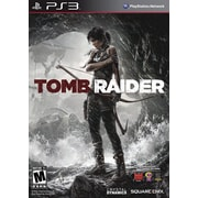 Square Enix® SQR-91042 Tomb Raider, Action/Adventure, PS3