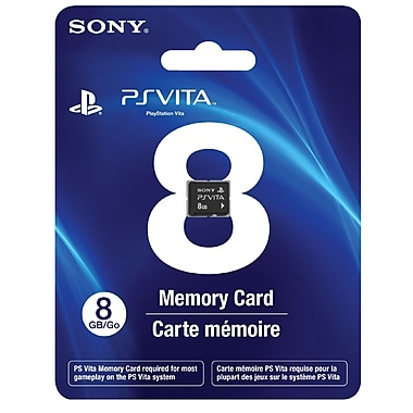 Sony® 22039 8GB Memory Card For PlayStation® Vita