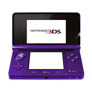 Nintendo® 3DS Handheld Gaming Console, 2GB SD Card, Midnight Purple