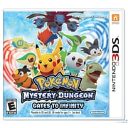 Nintendo® CTRPAPDE Pokemon Mystery Dungeon: Gates to Infinity, Role Playing Game, Nintendo® 3DS™
