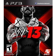T2™ 2KS-47275 2K WWE '13, Fighting, PS3