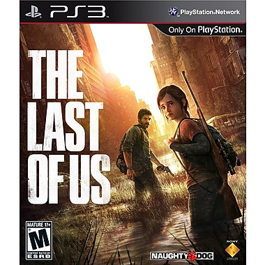 Sony® SNY-98174 The Last Of Us™, Action/Adventure, PS3