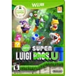 Nintendo® WUPPARSE New Super Luigi U, Action/Adventure, Wii U™