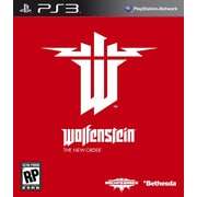 Bethesda® BET-093155118812 Wolfenstein The New Order, Shooter, PS3
