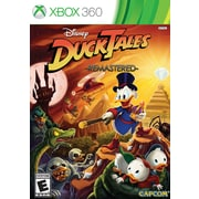 Capcom® 33079 DuckTales: Remastered, Action, Xbox 360