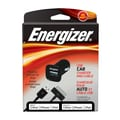 Energizer® 10 W USB Car Charger With Cable, Black