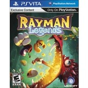 Ubisoft® 31766 Rayman® Legends, Action/Adventure, PS Vita
