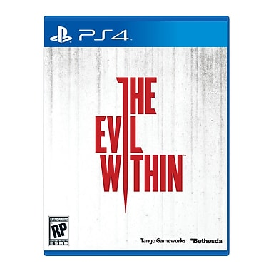 Bethesda® BET-093155160136 Evil Within, Role Playing, PS4