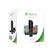 Microsoft® N7V-00001 4GB Kinect Holiday Bundle, Xbox 360