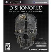 Bethesda® BET-093155118911 Dishonoured Game Of The Year Edition, Action/Adventure, PS3