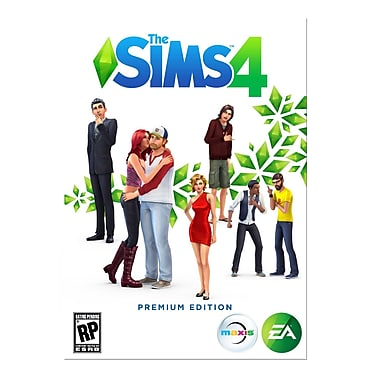 EA SPORTS™ ELC-73230 The Sims 4 Premium Edition, Strategy & Simulation, PC