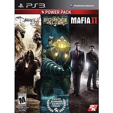 T2™ G-47348 2K Power Pack Collection For PS3