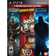 T2™ 2K 2KG-47343 2K Essentials Collection, Action/Adventure, PS3