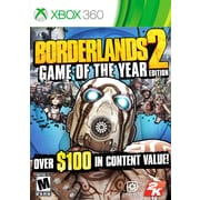 T2™ 49332 Borderlands 2: Game Of The Year Edition, Shooter, Xbox 360