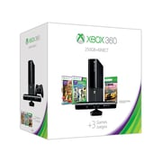 Microsoft® 5DX-00001 250GB HDD Kinect Holiday Bundle, Xbox 360