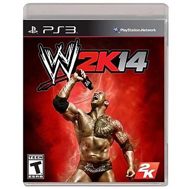 T2™ 2K 2KS-47312 WWE 2K14, Fighting, PS3