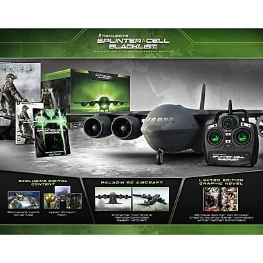 Ubisoft® 39746 Tom Clancy's Splinter Cell® Blacklist Paladin Multi-Mission Aircraft, Action, PS3