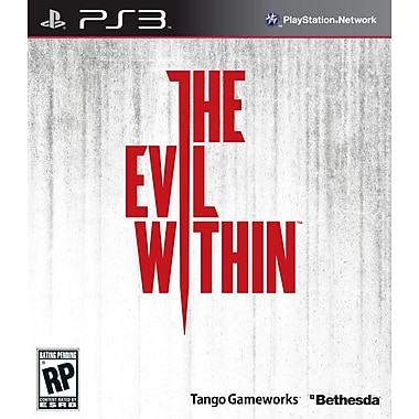 Bethesda® BET-093155160135 Evil Within, Role Playing, PS3
