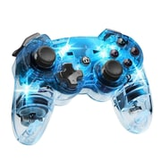 PDP™ Afterglow® AP.2 Smarttrack Wireless Controller For PS3, Blue