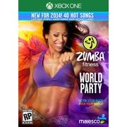 Majesco™ Zumba® Fitness World Party, Health & Fitness, Xbox One
