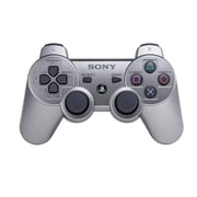 Sony® DUALSHOCK® 3 Wireless Controller For PlayStation® 3, Metallic Gray