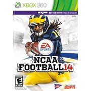 Electronic Arts™ 73008 NCAA Football 14, Sports, Xbox 360