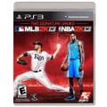 T2™ 2K 2KS-47263 MLB 2K13/NBA 2K13 Combo Pack, Sports & Outdoors, PS3