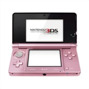 Nintendo® 3DS Handheld Gaming Console, 2GB SD Card, Pearl Pink