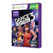 Microsoft® 3XK-00029 Dance Central 3, Dance/Music, Xbox 360