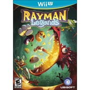 Ubisoft® 18766 Rayman Legends, Action/Adventure, Wii U™
