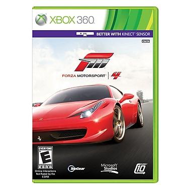 Microsoft® 5FG-00028 Forza Motorsport 4, Racing, Xbox 360