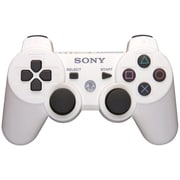 Sony® DUALSHOCK® 3 Wireless Controller For PlayStation® 3, Ceramic White