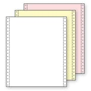 Printworks® Professional 2 Part Blank Computer Paper, 9 1/2 x 11, White/Canary, 1400 Sheets