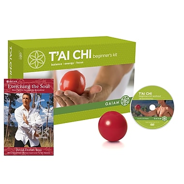 Gaiam® T'ai Chi Beginners Kit with DVD