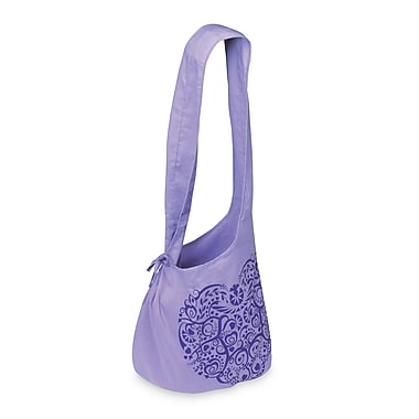 Gaiam® Sling Bag, Lace Heart