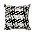 Corona Decor Dream Weave Pillow; Black