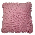 Divine Designs 3D Felt Petals Pillow