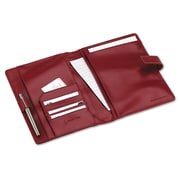 Franklin Covey® Snap Close Wirebound Planning System Cover, Red