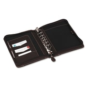 Franklin Covey® Simulated Leather Zipper Organizer, Brown