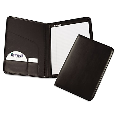 Samsill® Professional Pad Holder, Black
