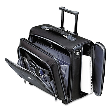 Samsonite® Business Sideloader Mobile Office Case Fits upto 15in. Laptops , Black