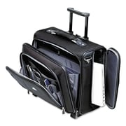 Samsonite® Business Sideloader Mobile Office Case Fits upto 15 Laptops , Black