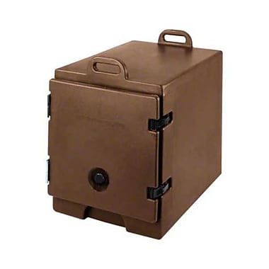 Cambro 300MPC-131, Front-Load Food Pan Carrier - Camcarrier, Brown
