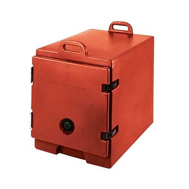 Cambro 300MPC-158, Front-Load Food Pan Carrier - Camcarrier, Hot Red