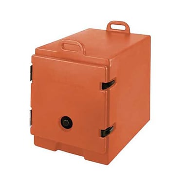 Cambro 300MPC-402, Front-Load Food Pan Carrier - Camcarrier, Brick Red
