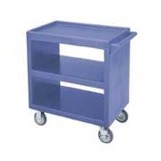 Cambro BC2304S-401, 33.25'' Plastic Open Service Cart